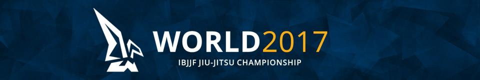 IBJJF Worlds 2017