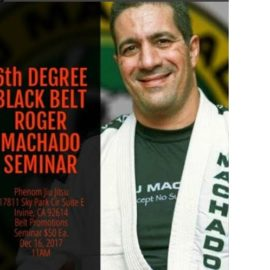 Roger Machado Seminar / Belt Promotion